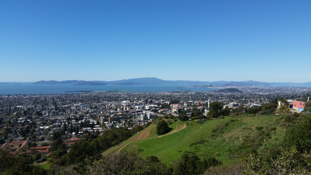 Berkeley and the San Francisco Bay