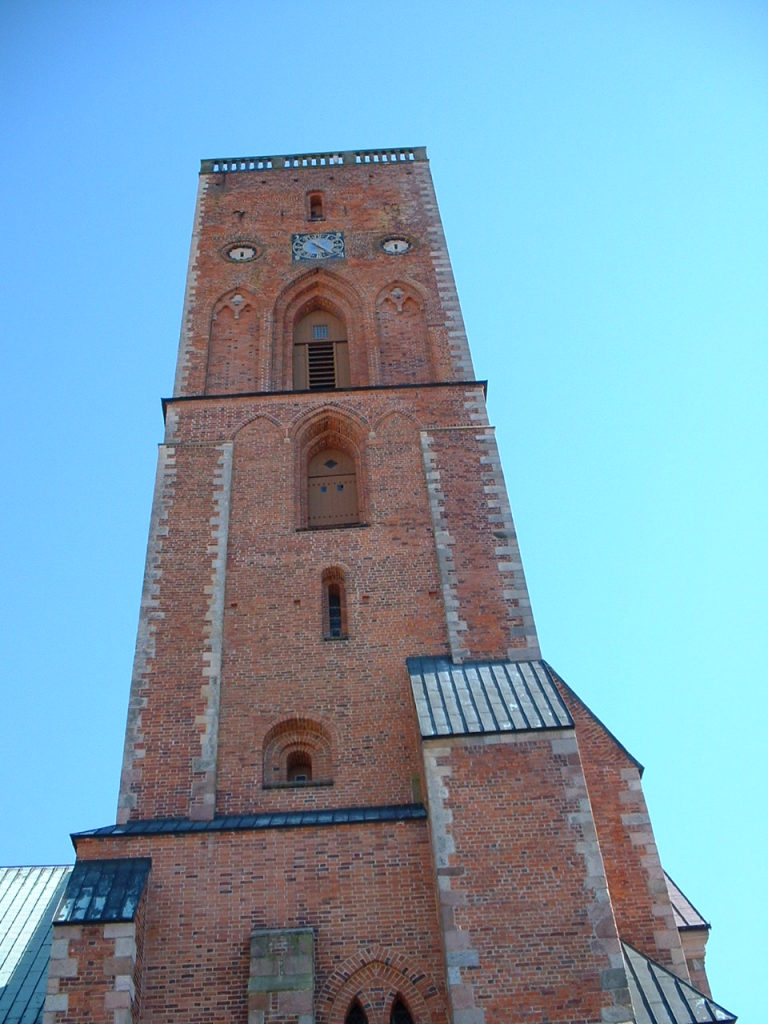 Ribe Church Tower