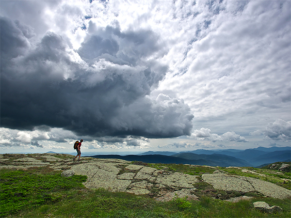 National Geographic article on the White Mountains of New Hampshire