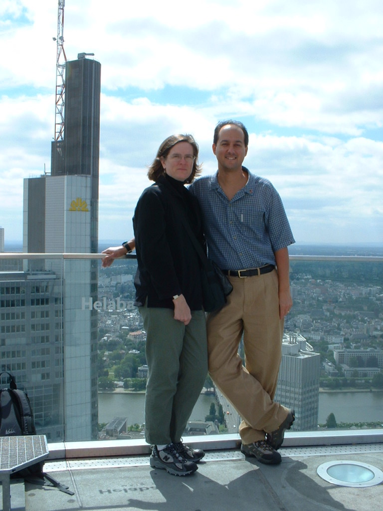 MainTower Frankfurt Steph-Dave