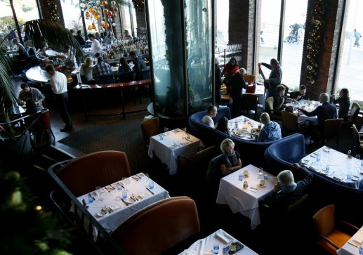 Waterbar Restaurant San Francisco California