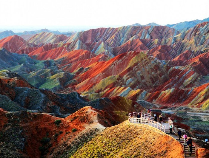 Zhangye-Danxia-Gansu-China