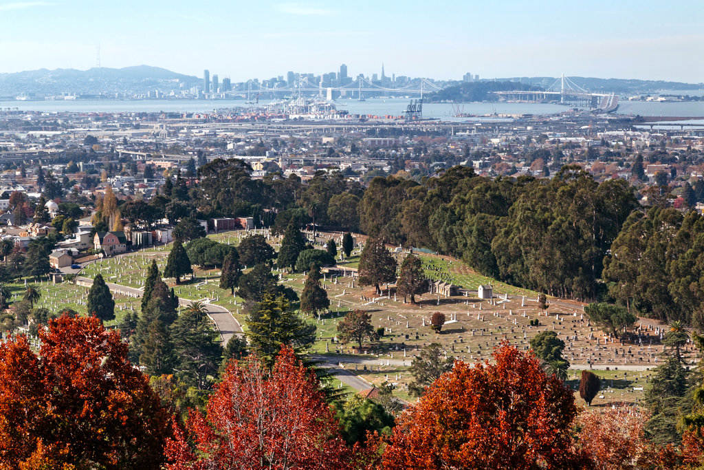 Mountain-View-Cemetery-Oakland-California